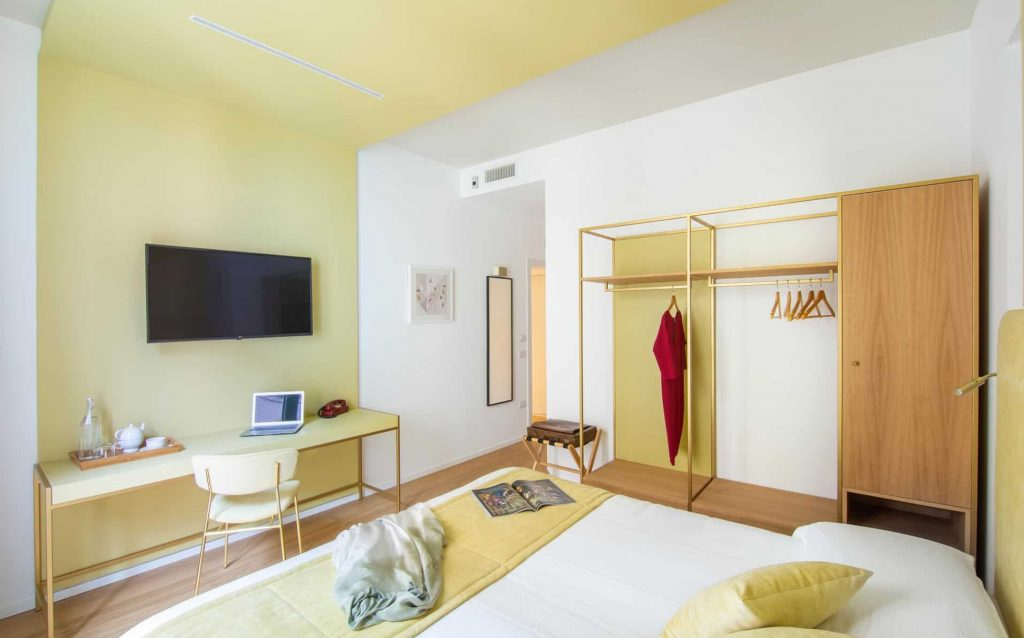 Hotel Aristeo camera classic