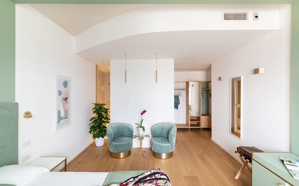 Hotel Aristeo suite
